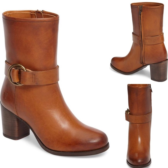 FRYE Womens Addie Mid Boot